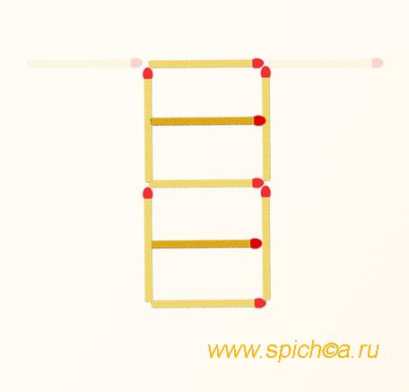 3 квадрата головоломка - решение