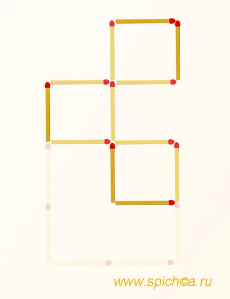 Из памятника 3 квадрата - ответ 2