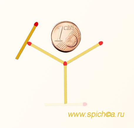 Монетка в рюмке - решение