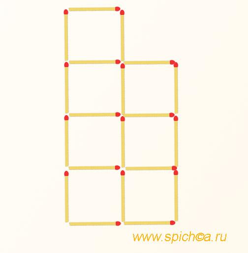 игра головоломки со спичками ответы 3 эпизод