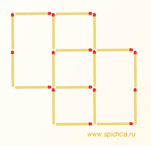 Сколько прямоугольников на рисунке?